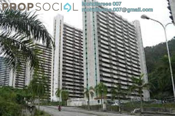 For Sale Apartment at Majestic Heights, Paya Terubong Freehold Unfurnished 3R/2B 150.0千