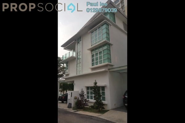 For Sale Bungalow at PT19 Residency, Puchong Leasehold Semi Furnished 5R/6B 1.5m