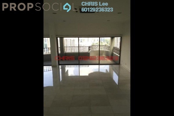 For Rent Condominium at Merak Kayangan, Bangsar Freehold Semi Furnished 5R/5B 12k