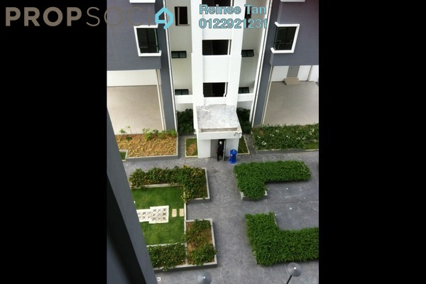 For Sale Condominium at Park 51 Residency, Petaling Jaya Leasehold Semi Furnished 3R/2B 580k