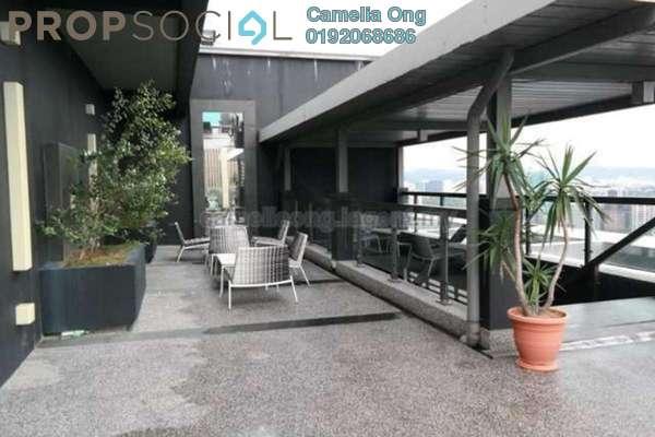 For Sale Serviced Residence at Bintang Fairlane Residences, Bukit Bintang Freehold Fully Furnished 1R/1B 750k