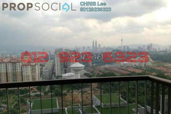 For Sale Condominium at Seni, Mont Kiara Freehold Semi Furnished 4R/4B 1.93m