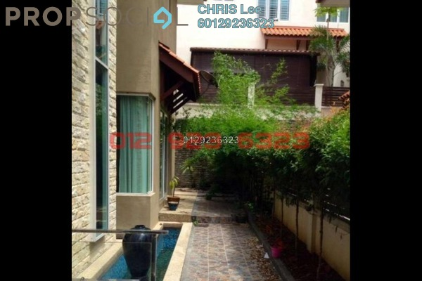 For Sale Semi-Detached at Beverly Heights, Ukay Freehold Semi Furnished 7R/8B 2.5百万