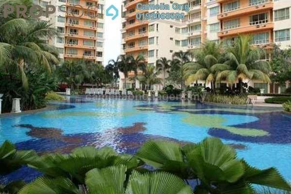 For Rent Condominium at East Lake Residence, Seri Kembangan Leasehold Fully Furnished 3R/2B 2.3k