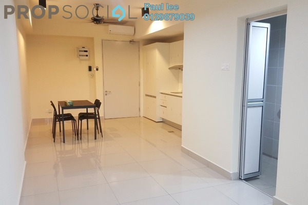 For Rent Condominium at Suria Jelutong, Bukit Jelutong Freehold Semi Furnished 0R/1B 1k