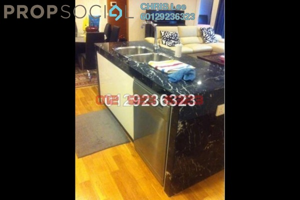 For Sale Condominium at St Mary Residences, KLCC Freehold Semi Furnished 3R/2B 2.29m