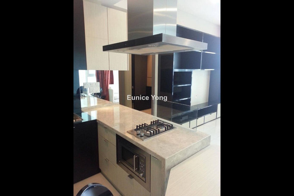 For Rent Condominium at Uptown Residences, Damansara Utama Leasehold Fully Furnished 1R/1B 2.4k