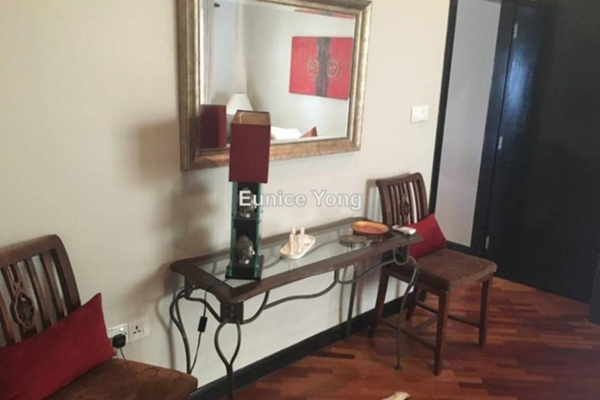 For Rent Condominium at Armanee Terrace I, Damansara Perdana Leasehold Fully Furnished 4R/5B 10k