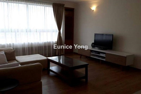 For Rent Condominium at Mont Kiara Palma, Mont Kiara Leasehold Fully Furnished 3R/2B 4k