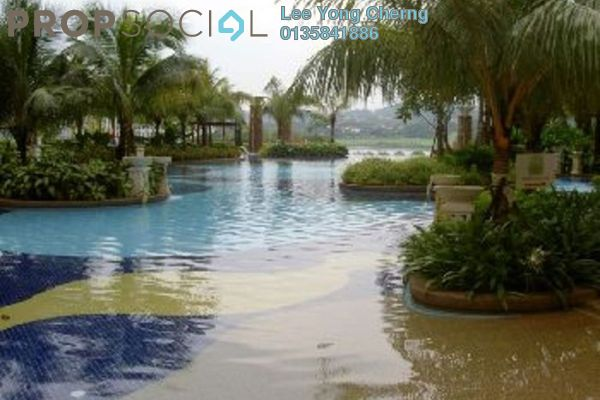 For Sale Condominium at East Lake Residence, Seri Kembangan Leasehold Semi Furnished 3R/2B 480k