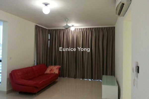 For Rent Condominium at The Z Residence, Bukit Jalil Leasehold Fully Furnished 3R/2B 2.2k