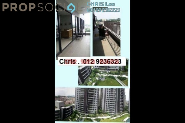 For Sale Condominium at Five Stones, Petaling Jaya Freehold Semi Furnished 4R/4B 1.4百万