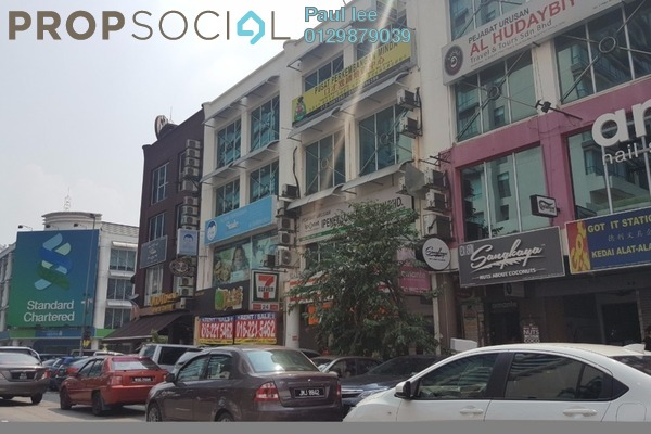 For Rent Office at Puteri 5, Bandar Puteri Puchong Freehold Semi Furnished 2R/2B 3k