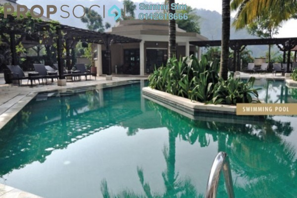 For Sale Condominium at Armanee Terrace II, Damansara Perdana Leasehold Semi Furnished 4R/3B 1.05m