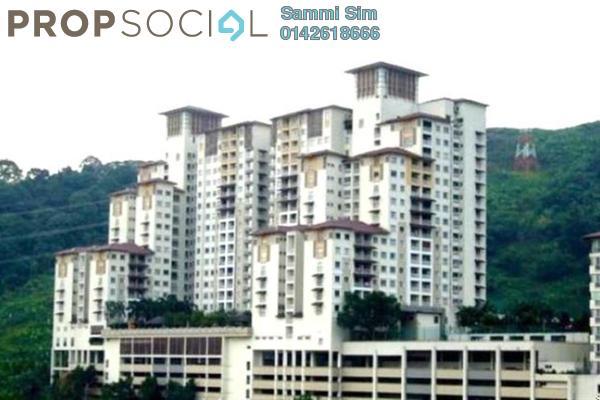 For Sale Condominium at Perdana View, Damansara Perdana Leasehold Fully Furnished 3R/2B 553k
