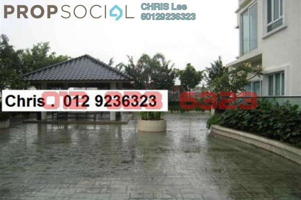For Sale Condominium at 1 Desa Residence, Taman Desa Freehold Semi Furnished 4R/4B 1.6百万
