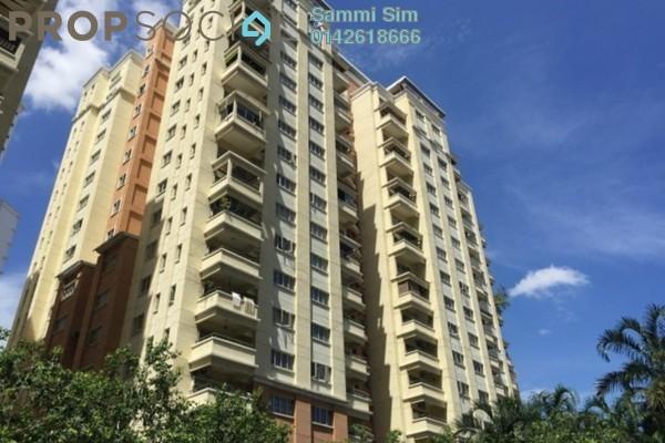 For Sale Duplex at Perdana Emerald, Damansara Perdana Leasehold Fully Furnished 4R/3B 950k