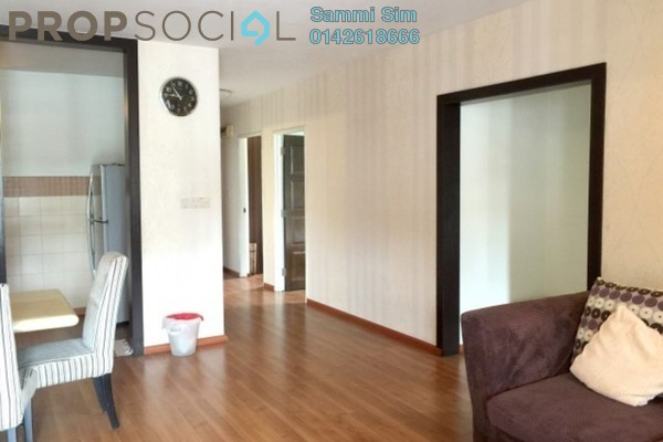 For Sale Condominium at Perdana Exclusive, Damansara Perdana Leasehold Fully Furnished 3R/2B 460k