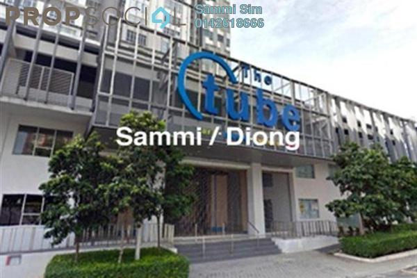 For Rent SoHo/Studio at Prima Avenue, Kelana Jaya Freehold Unfurnished 0R/1B 1.35k
