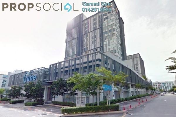 For Rent SoHo/Studio at Prima Avenue, Kelana Jaya Freehold Unfurnished 0R/1B 1.2k