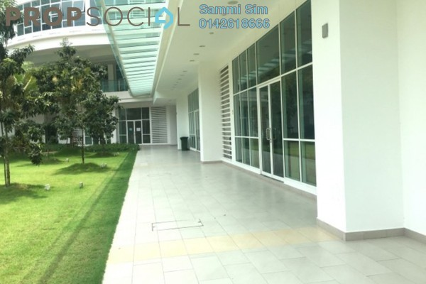 For Rent Shop at Centum, Ara Damansara Freehold Semi Furnished 0R/2B 27k