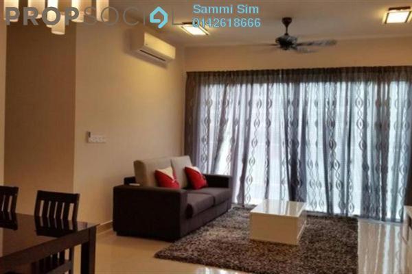 For Rent Serviced Residence at Medalla Serviced Suites, Ara Damansara Freehold Fully Furnished 2R/2B 3.5k