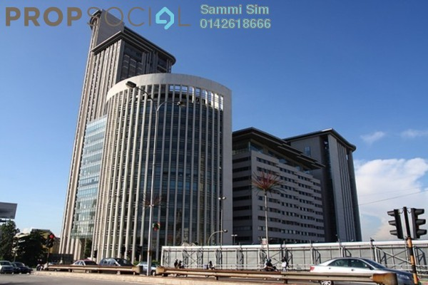 For Rent Office at PJ8, Petaling Jaya Leasehold Semi Furnished 0R/0B 12k