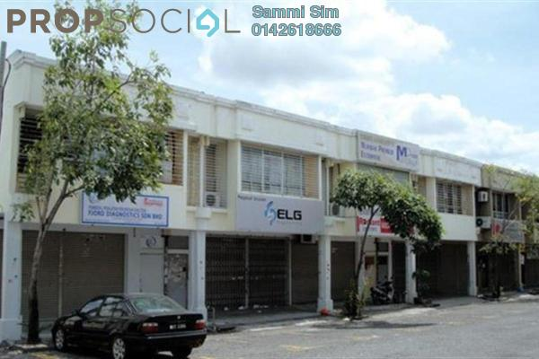 For Rent Shop at Puteri 5, Bandar Puteri Puchong Freehold Unfurnished 0R/1B 2.6k