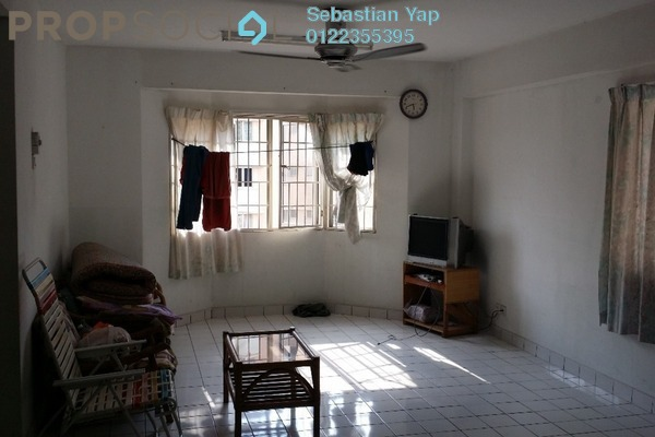 For Rent Apartment at Desa Dua, Kepong Freehold Unfurnished 3R/2B 750translationmissing:en.pricing.unit