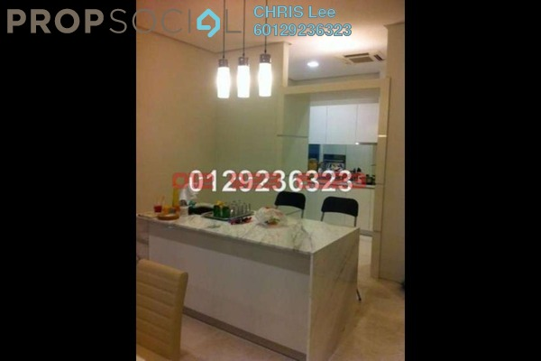 For Rent Condominium at Quadro Residences, KLCC Freehold Fully Furnished 4R/4B 12k