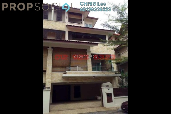 For Rent Semi-Detached at Beverly Heights, Ukay Freehold Semi Furnished 7R/8B 12k
