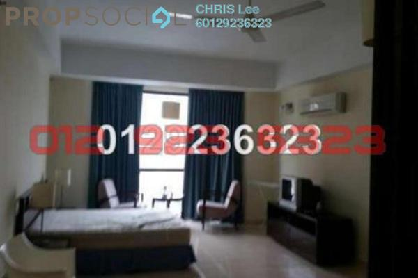 For Rent SoHo/Studio at Amcorp Serviced Suites, Petaling Jaya Leasehold Fully Furnished 1R/1B 1.8k