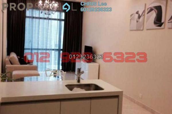 For Rent Condominium at Panorama, KLCC Freehold Fully Furnished 1R/1B 4.2k