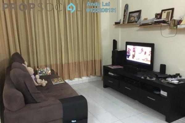 For Rent Condominium at Garden Park, Bandar Sungai Long Leasehold Fully Furnished 3R/2B 1.1k