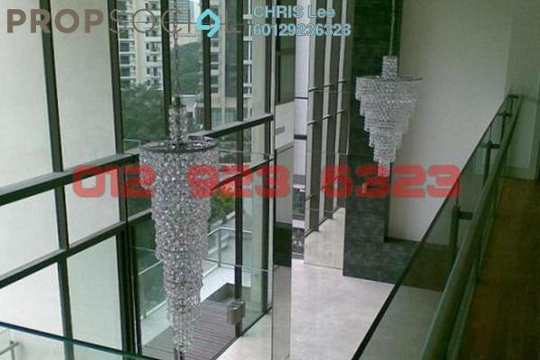 For Rent Condominium at Suria Stonor, KLCC Freehold Semi Furnished 5R/5B 17k
