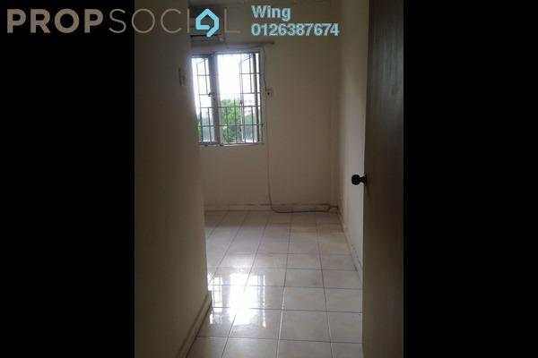 For Rent Apartment at Aman Satu, Kepong Freehold Semi Furnished 3R/2B 1k