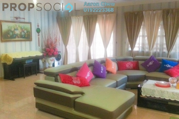 For Sale Terrace at Taman Bayu Perdana, Klang Freehold Fully Furnished 4R/4B 1.23m