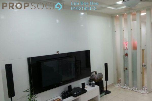 For Rent Apartment at Subang Bestari, Subang Leasehold Semi Furnished 3R/3B 1.1k
