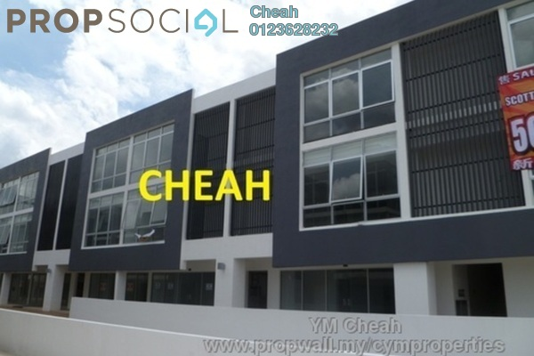 For Sale Office at C180, Cheras South Freehold Fully Furnished 0R/2B 700k