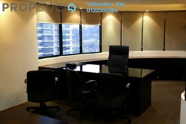 For Rent Office at The Boulevard, Mid Valley City Leasehold Unfurnished 0R/0B 12.4k