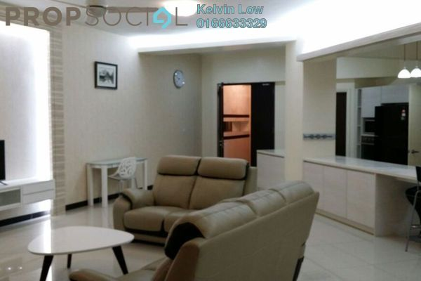 For Rent Condominium at 9 Bukit Utama, Bandar Utama Freehold Fully Furnished 5R/4B 6.5k