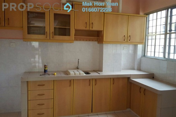 For Sale Apartment at D'Palma Apartment, Pusat Bandar Puchong Freehold Semi Furnished 3R/2B 348k