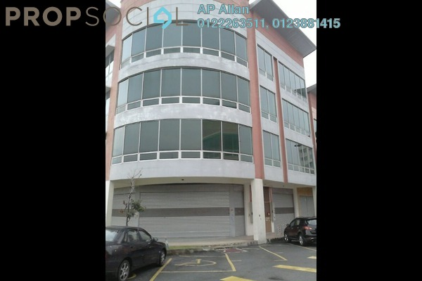 For Sale Shop at Taman Bukit Serdang, Seri Kembangan Freehold  0R/0B 4.5m