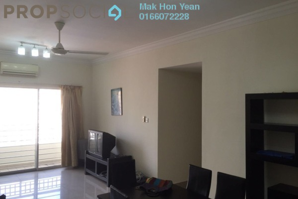 For Sale Condominium at SuriaMas, Bandar Sunway Leasehold Semi Furnished 4R/2B 565k