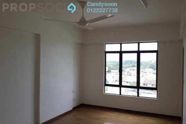 For Sale Condominium at Rivercity, Sentul Freehold Semi Furnished 3R/3B 650k