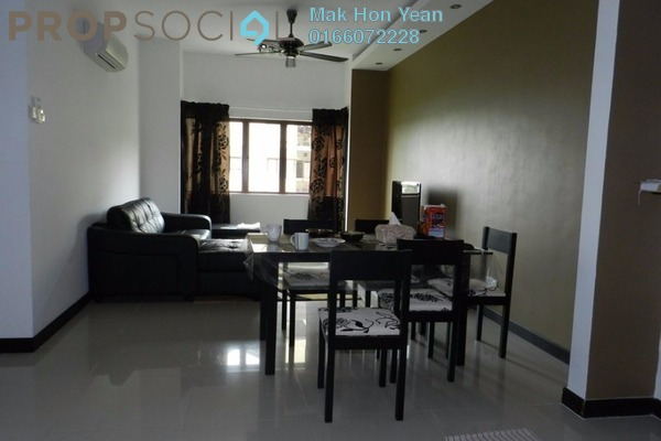 For Rent Condominium at Desa Idaman Residences, Puchong Freehold Semi Furnished 3R/2B 1.4k