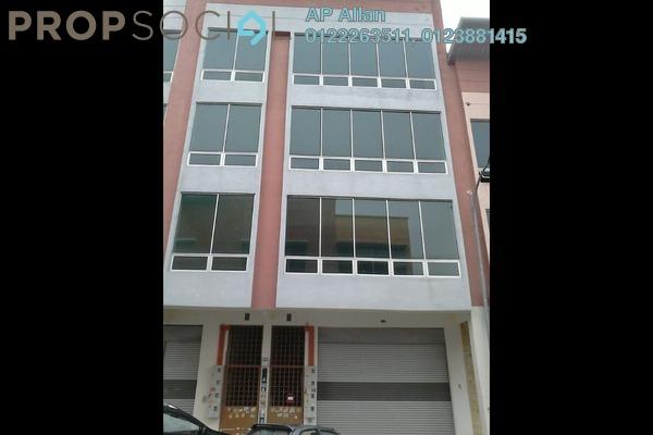 For Sale Shop at Taman Bukit Serdang, Seri Kembangan Freehold  0R/0B 3m