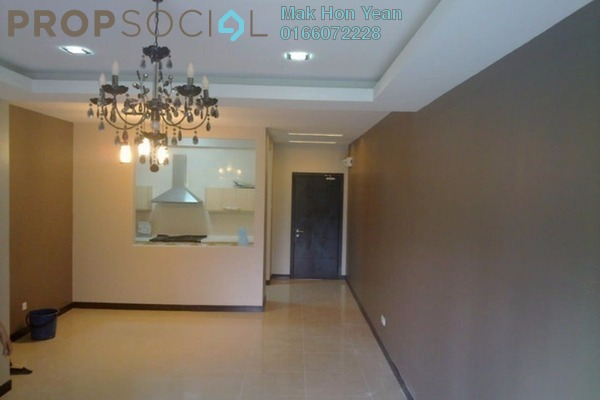 For Sale Condominium at Desa Idaman Residences, Puchong Freehold Semi Furnished 3R/2B 600k