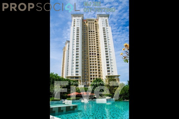 For Sale Condominium at Quayside, Seri Tanjung Pinang Freehold Fully Furnished 1R/2B 1.3百万