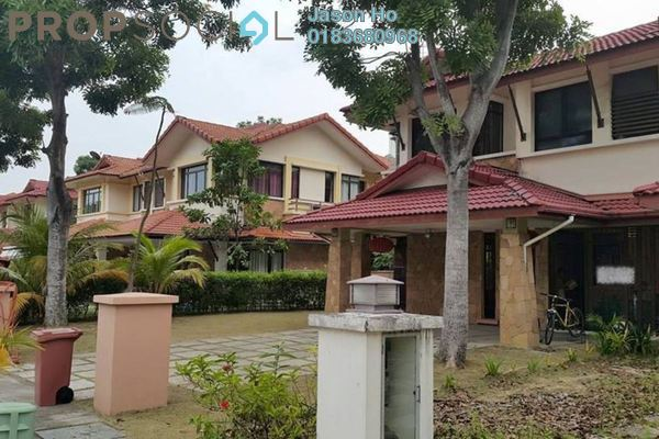 For Sale Semi-Detached at Glenmarie Cove, Port Klang Freehold Semi Furnished 4R/3B 1.0百万